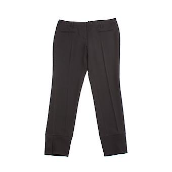 Miu Miu Women's Trouser Pants Black