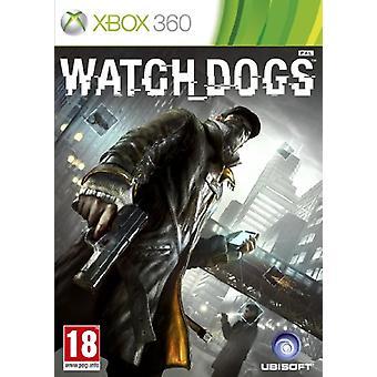 Watch hunde (Xbox 360)
