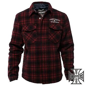 West Coast Choppers Jacket Quilted Jacket transition