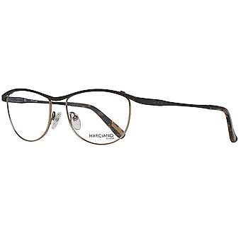 Guess By Marciano Brille Damen Gold