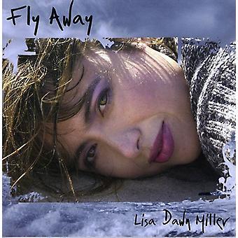 Lisa Dawn Miller - flyve væk [CD] USA import