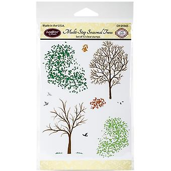 JustRite Papercraft Clear Stamps 4