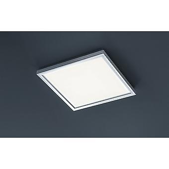 Spazzolato Trio illuminazione Lucas moderna lampada da soffitto in alluminio
