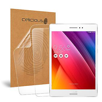 Celicious Vivid Invisible Screen Protector for Asus Zenpad S 8.0 Z580CA [Pack of 2]