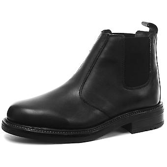 Roamers M049 Mens Leather Chelsea Boots  AND COLOURS