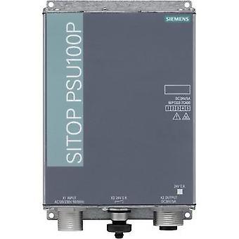 Siemens Sitop PSU100P trilho montado PSU (DIN) 24 Vdc 5 A 120 W 1 x
