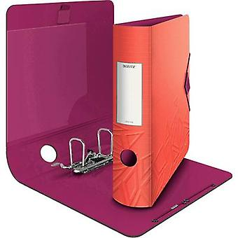 Leitz Folder Urban Chic A4 Spine width: 82 mm Red