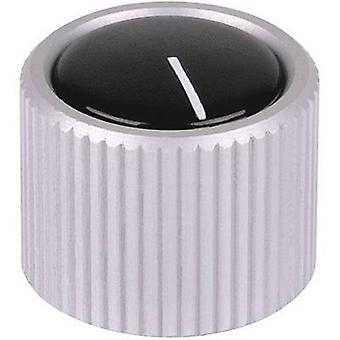 Mentor 534.6 Control knob Aluminium (anodised) (Ø x H) 36 mm x 17 mm 1 pc(s)