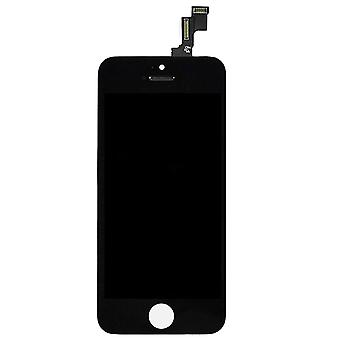 Generic Replacement LCD Screen Digitizer Assembly for iPhone 5S (Black)