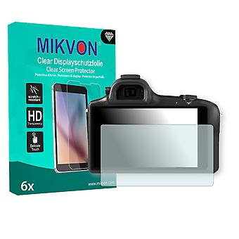 Samsung Galaxy NX EK-GN120 Screen Protector - Mikvon Clear (Retail Package with accessories)