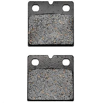 KMG 2009-2010 Indian Chief Vintage (Brembo calipers) Rear Non-Metallic Organic NAO Disc Brake Pads