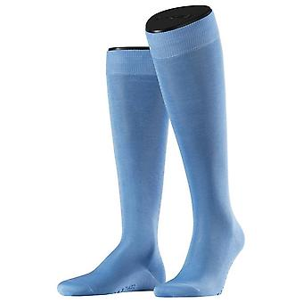 Falke Tiago Knee High Socks - Blue