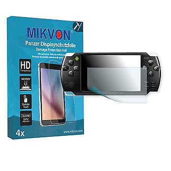 JXD S601 Screen Protector - Mikvon Armor Screen Protector (Retail Package with accessories)