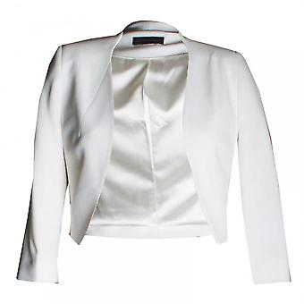 Michaela Louisa Women's Long Sleeve Tailored Bolero