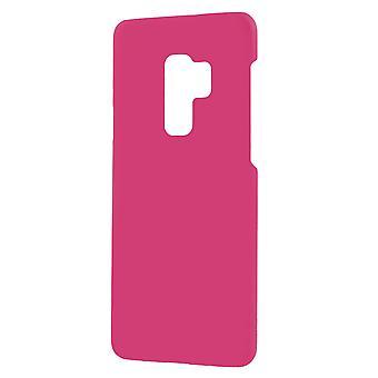 Samsung Galaxy S9 Plus Shell in harten Kunststoff-Rose