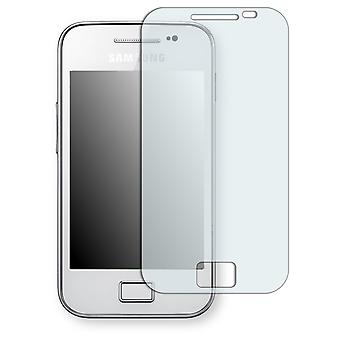 Samsung S5830i Galaxy ACE display protector - Golebo crystal clear protection film