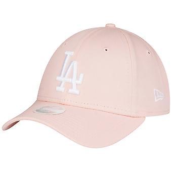 New era 9Forty ladies Cap - Los Angeles Dodgers bright pink