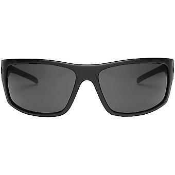 Elektrische California Tech One XL Sonnenbrille - Matte Black/Ohm polarisiert