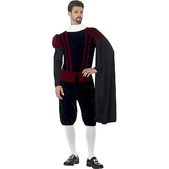 Tudor Lord Deluxe Costume, Chest 42