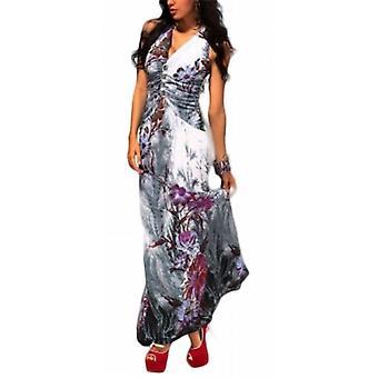 Waooh - Dress summer flower pattern Dern