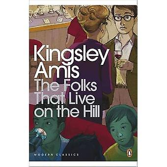 De mensen die op de heuvel door Kingsley Amis - 9780141194301 boek leven