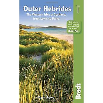 Yttre Hebriderna - västra öarna i Skottland - från Lewis till Barra b