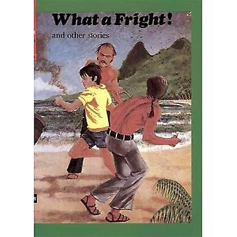 First Aid in English: Readers Bk.A: What a Fright! (First Aid English)