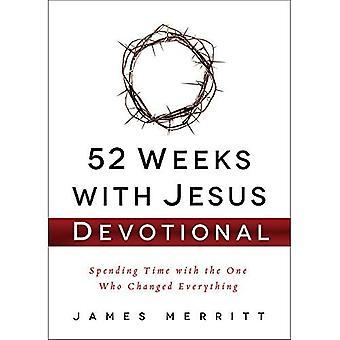 52 veckor med Jesus Devotional
