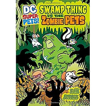 Swamp Thing Vs Zombie Haustiere