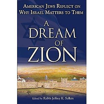 Rêve de Sion: juifs américains réfléchir à pourquoi Israël compte pour eux