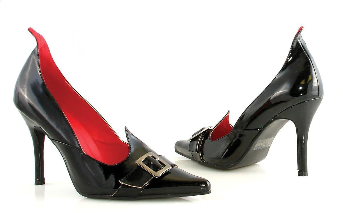Shoe Witch Black Size 6