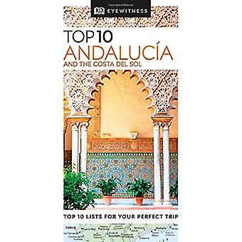 Top 10 Andalucia and the Costa del Sol (DK Eyewitness Travel Guide)