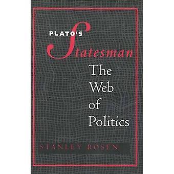 PLATOS staatsman het Web van de politiek met Rosen & Stanley