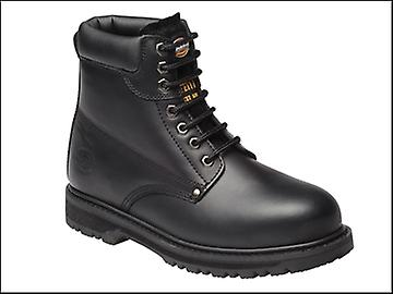 Dickies Cleveland Black Super Safety Boots UK 8 Euro 42