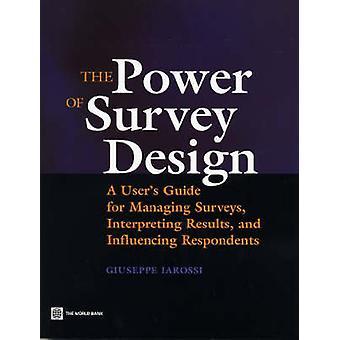O poder do Design de pesquisa por Iarossi & Giuseppe