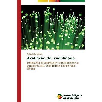 Avaliao de usabilidade by Ferracioli Fabrcio