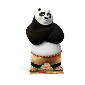 Po Ping Kung Fu Panda Lifesize Cardboard Cutout / Standee / Standup