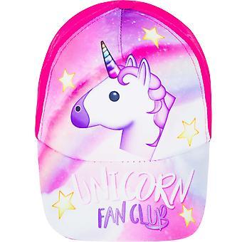 Unicorno unicorno fan club tappo taglia unica rosa scuro