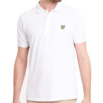 Lyle and Scott Plain Polo Shirt