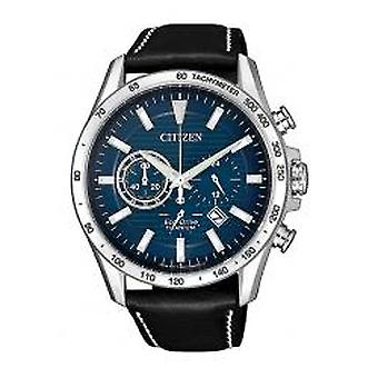 Citizen Eco-Drive Herrenchronograph Super Titanium (CA4440-16L)