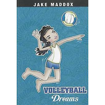 Volleyball Dreams by Jake Maddox - 9781434239075 Book