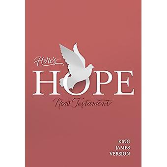 KJV Here's Hope New Testament by Holman Bible Staff - 9781462766208 B
