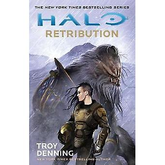 Halo - Retribution by Troy Denning - 9781501138362 Book