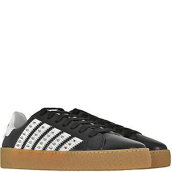 DSQUARED2 DSquared2 Spike Low Top scarpe da ginnastica