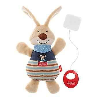 Sigikid Cuddle Rabbit Music Semmel Bunny