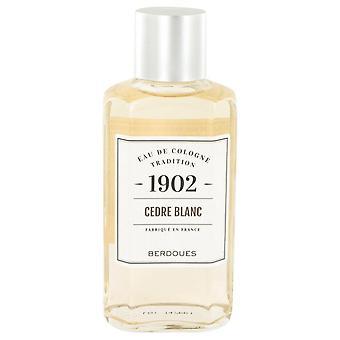 1902 Cedre Blanc Eau De Cologne By Berdoues 245 ml