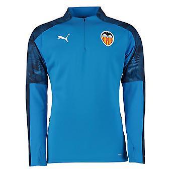 2019-2020 Valence Puma Training Fleece (Bleu)