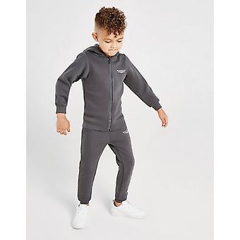 New McKenzie Children's Essential Full Zip Tracksuit Grey