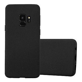 Cadorabo Case for Samsung Galaxy S9 Case Cover - Flexible TPU Silicone Case Case Ultra Slim Soft Back Cover Case Bumper