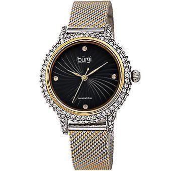 Burgi Clock Woman Ref. BUR250